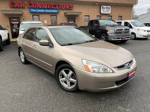 2003 Honda Accord for sale at CAR CONNECTIONS in Somerset MA