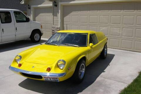 1969 Lotus Europa for sale at Classic Car Deals in Cadillac MI