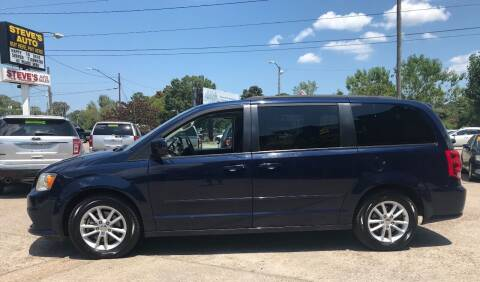 2016 Dodge Grand Caravan for sale at Steve's Auto Sales in Norfolk VA