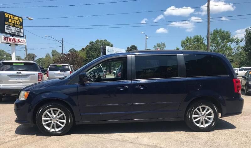2016 Dodge Grand Caravan for sale at Steve's Auto Sales in Norfolk VA