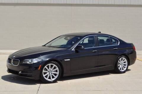 2014 BMW 5 Series for sale at Select Motor Group in Macomb Township MI