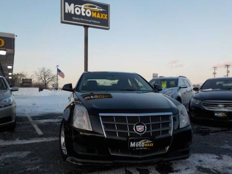 2009 Cadillac CTS for sale at MotoMaxx in Spring Lake Park MN
