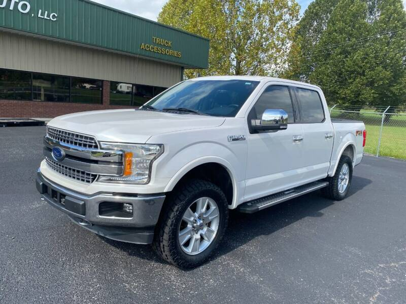 2019 Ford F-150 for sale at Martin's Auto in London KY
