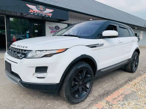 2013 Land Rover Range Rover Evoque for sale at Xtreme Motors Inc. in Indianapolis IN