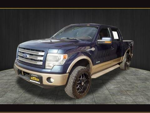 2013 Ford F-150 for sale at Credit Connection Sales in Fort Worth TX