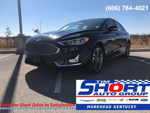 2019 Ford Fusion for sale at Tim Short Chrysler in Morehead KY