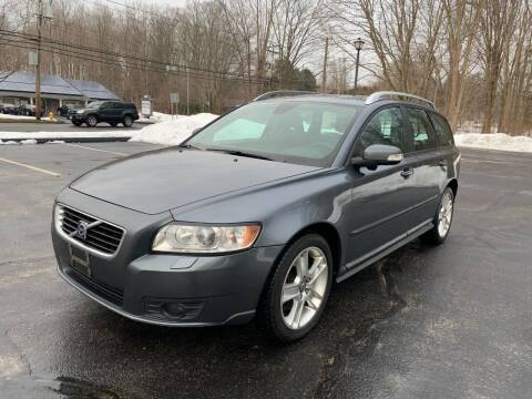 2008 Volvo V50 for sale at Volpe Preowned in North Branford CT