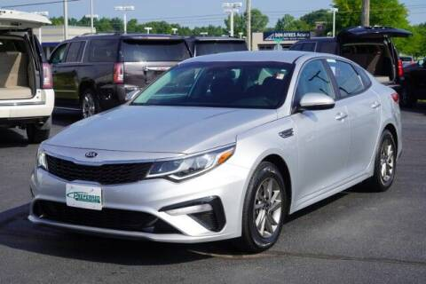 2019 Kia Optima for sale at Preferred Auto Fort Wayne in Fort Wayne IN