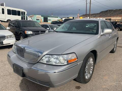 2008 Lincoln Town Car for sale at Car Works in Saint George UT