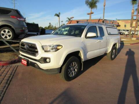 2017 Toyota Tacoma for sale at Norco Truck Center in Norco CA