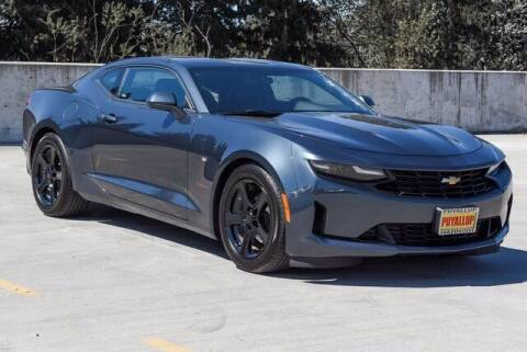 2019 Chevrolet Camaro for sale at Washington Auto Credit in Puyallup WA
