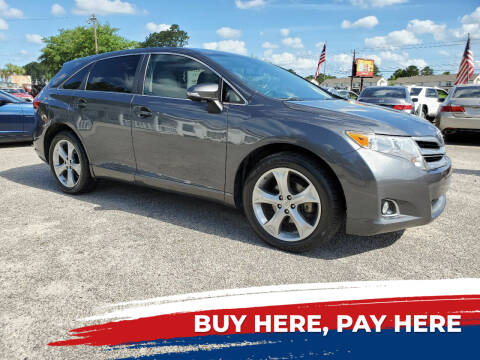 2013 Toyota Venza for sale at Rodgers Enterprises in North Charleston SC