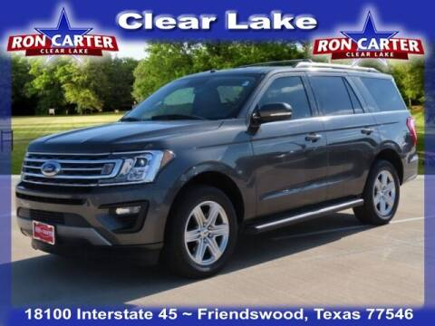 2019 Ford Expedition for sale at Ron Carter  Clear Lake Used Cars in Houston TX