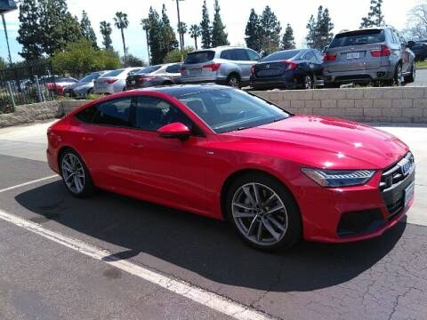 2020 Audi A7 for sale at LIBERTY AUTOLAND INC in Jamaica NY