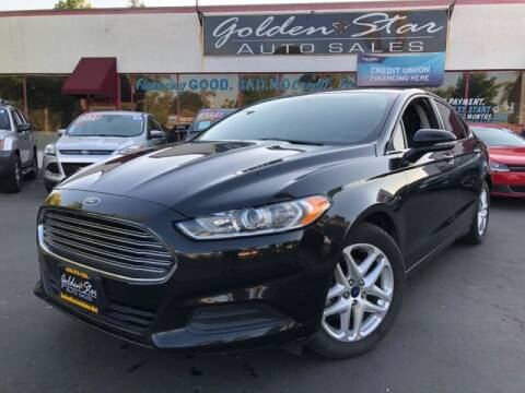 2015 Ford Fusion for sale at Golden Star Auto Sales in Sacramento CA