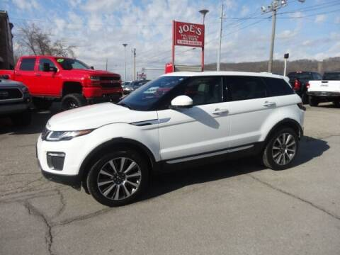 2016 Land Rover Range Rover Evoque for sale at Joe's Preowned Autos in Moundsville WV