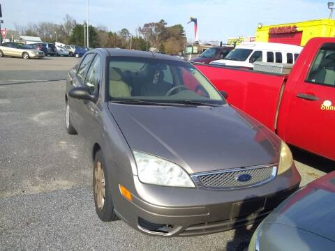 2005 Ford Focus for sale at Marino's Auto Sales in Laurel DE