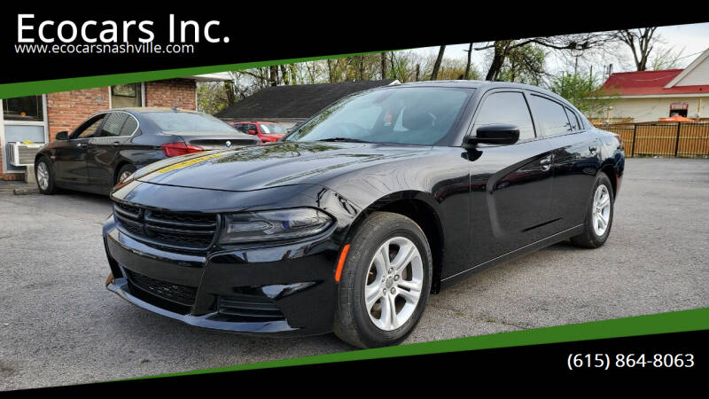 2017 Dodge Charger for sale at Ecocars Inc. in Nashville TN