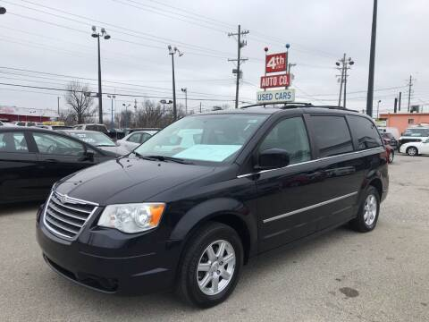 2010 Chrysler Town and Country for sale at 4th Street Auto in Louisville KY