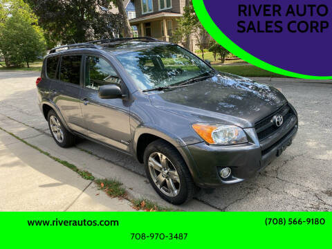 2009 Toyota RAV4 for sale at RIVER AUTO SALES CORP in Maywood IL
