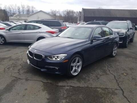 2015 BMW 3 Series for sale at Cj king of car loans/JJ's Best Auto Sales in Troy MI