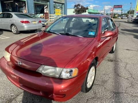 1999 Nissan Sentra for sale at MFT Auction in Lodi NJ