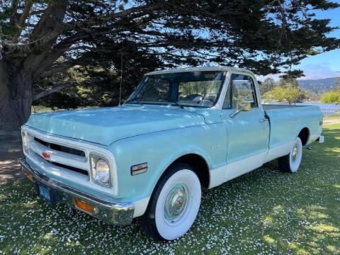 1972 Chevrolet C-10 for sale at Dodi Auto Sales in Monterey CA