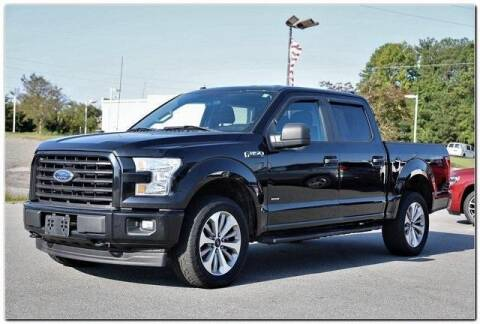 2017 Ford F-150 for sale at WHITE MOTORS INC in Roanoke Rapids NC