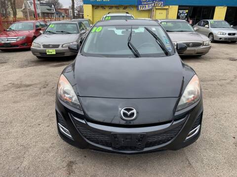 2010 Mazda MAZDA3 for sale at HW Used Car Sales LTD in Chicago IL