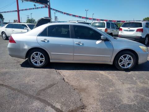 2007 Honda Accord for sale at Savior Auto in Independence MO