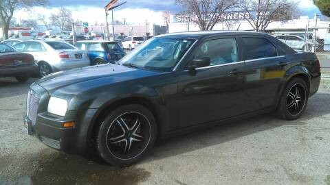 2008 Chrysler 300 for sale at Larry's Auto Sales Inc. in Fresno CA