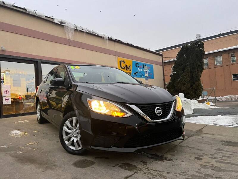 2016 Nissan Sentra for sale at Car Mart Auto Center II, LLC in Allentown PA