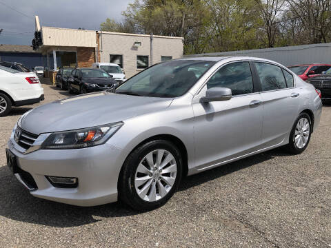 2013 Honda Accord for sale at SKY AUTO SALES in Detroit MI