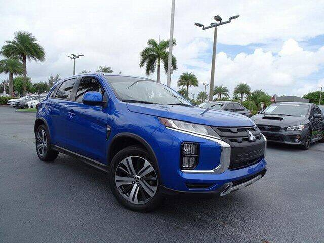 2020 Mitsubishi Outlander Sport for sale in Pompano Beach, FL