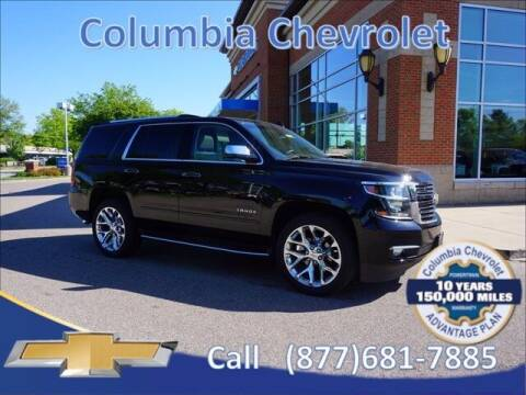 2019 Chevrolet Tahoe for sale at COLUMBIA CHEVROLET in Cincinnati OH