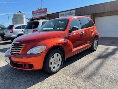 2007 Chrysler PT Cruiser for sale at WINDOM AUTO OUTLET LLC in Windom MN