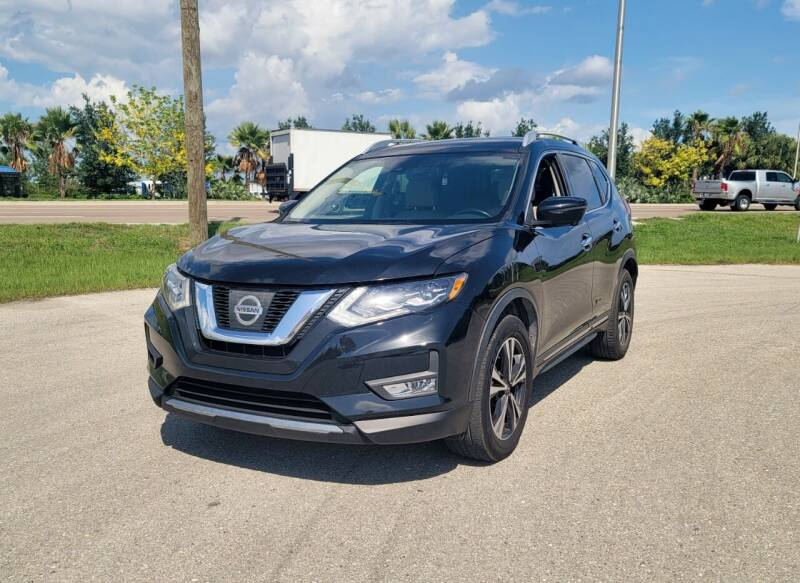 2017 Nissan Rogue for sale at FLORIDA USED CARS INC in Fort Myers FL