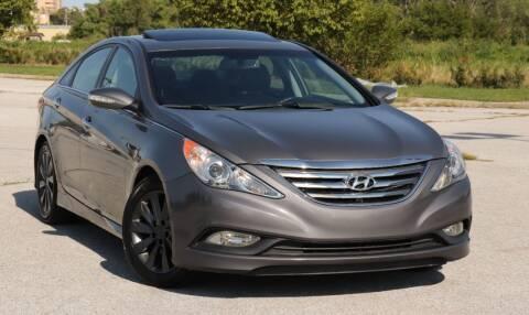 2014 Hyundai Sonata for sale at Big O Auto LLC in Omaha NE