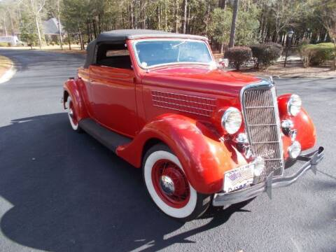 1935 Ford Cabriolet  for sale at Classic Car Deals in Cadillac MI