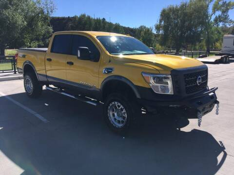 2018 Nissan Titan XD for sale at Northwest Auto Sales & Service Inc. in Meeker CO