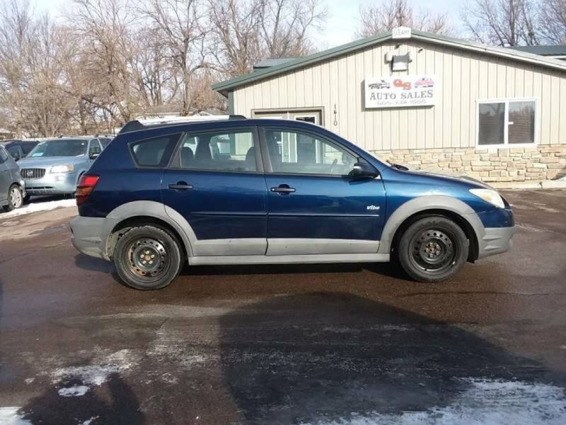 2006 Pontiac Vibe for sale at QS Auto Sales in Sioux Falls SD