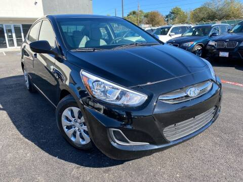 2017 Hyundai Accent for sale at KAYALAR MOTORS in Houston TX