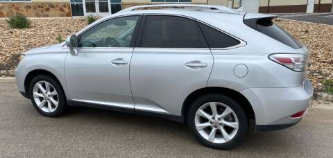 2011 Lexus RX 350 for sale at eAuto USA in New Braunfels TX