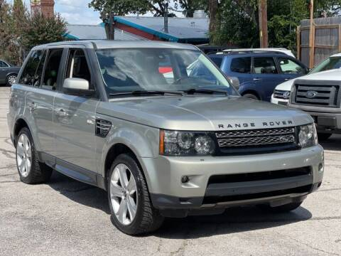 2012 Land Rover Range Rover Sport for sale at AWESOME CARS LLC in Austin TX