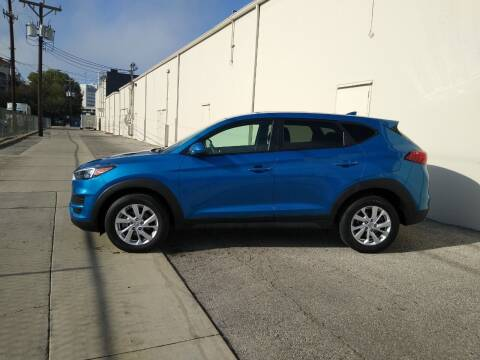 2019 Hyundai Tucson for sale at 57 Auto Sales in San Antonio TX