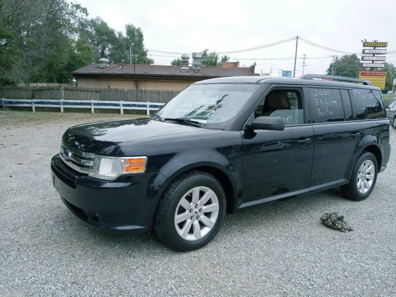 2009 Ford Flex for sale at Easy Does It Auto Sales in Newark OH