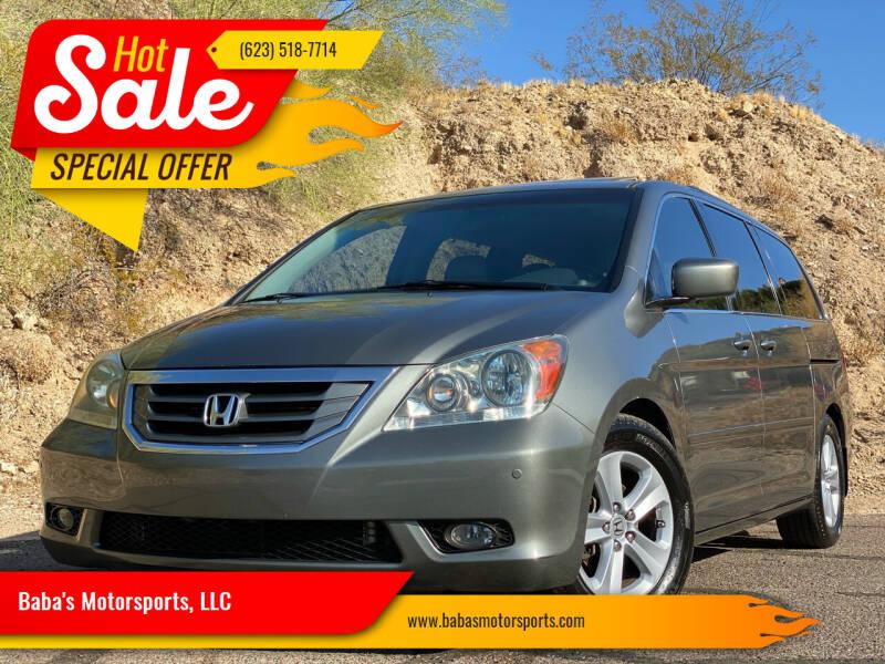 2008 Honda Odyssey for sale at Baba's Motorsports, LLC in Phoenix AZ