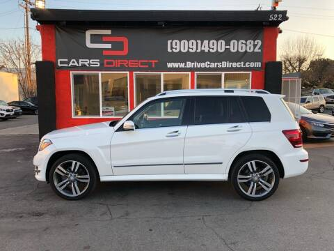 2013 Mercedes-Benz GLK for sale at Cars Direct in Ontario CA