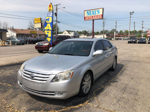 2006 Toyota Avalon for sale at Neals Auto Sales in Louisville KY