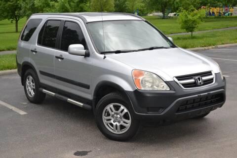2004 Honda CR-V for sale at GLADSTONE AUTO SALES    GUARANTEED CREDIT APPROVAL in Gladstone MO